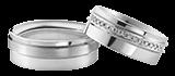 結婚指輪 幅広タイプ