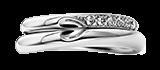 結婚指輪 男女ペアで一つのデザイン