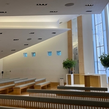 シェラトン都ホテル東京の画像 挙式会場