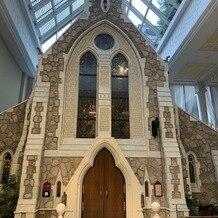 ホテルモントレ京都の画像|教会外観