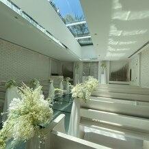 ヴィクトリアガーデン恵比寿迎賓館の画像|チャペル