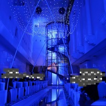 WEDDING POPCORN KOBE(ウエディング ポップコーン 神戸)の画像|ブルースター 螺旋階段