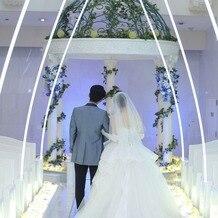 WEDDING POPCORN KOBE(ウエディング ポップコーン 神戸)の画像|ガゼボ LEDアーチ