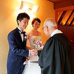 軽井沢高原教会:銀座サロン&現地でも、スタッフのホスピタリティの高さを実感。大切なゲストを安心してお願いできた