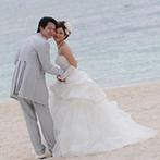 アクアグレイス・チャペル:海を愛するふたりにぴったりの国内リゾート地。初旅行の思い出の場所。結婚式の舞台は沖縄に決定!