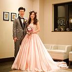 軽井沢プリンスホテル フォレスターナ軽井沢:フランクな距離感のプランナーに何でも相談し、イメージ通りの結婚式が実現。ヘアメイクスタッフにも感謝
