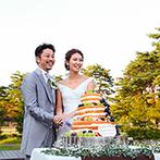 軽井沢プリンスホテル フォレスターナ軽井沢:日常を忘れて、高原の澄んだ空気と緑の中で楽しむ貴重な経験ができた。打ち合わせ体制の充実ぶりにも安心感