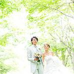 THE NIDOM RESORT WEDDING:プランナーの細やかなサポートで準備期間中も安心。スタッフからの粋なサプライズがふたりの心に刻まれた