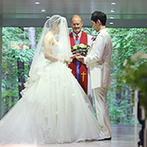 THE NIDOM RESORT WEDDING:大好きな自然に見守られるリゾートウエディングに憧れた。北海道産ならではの美味しい料理も決め手に