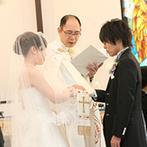 旧軽井沢礼拝堂 旧軽井沢ホテル音羽ノ森:すべてに重みを感じる本格的なセレモニーに感動。司祭によるオリエンテーションで「結婚」について考えて
