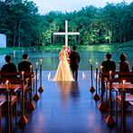 星野リゾート トマム 水の教会:神秘的な雰囲気が漂う「水の教会」に心を奪われた。宿泊施設やフォトスポットの充実度も大きなポイントに