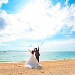オクマ・フェリシア教会:チャペルやパーティ会場など写真や動画で結婚式のイメージが膨らんだ。気になることも相談しやすい雰囲気
