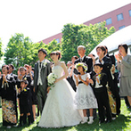 星野リゾート リゾナーレ八ヶ岳:美しい緑に囲まれたさわやかなリゾートホテル。披露宴さながらの試食会に参加して、イメージをつかめた