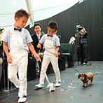 星野リゾート リゾナーレ八ヶ岳:大自然に抱かれたリゾートでゲストと思い出を重ねる結婚式。アクセスの良さや愛犬が参加できることも決め手