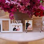 ヴォヤージュ ドゥ ルミエール Chatan Resort:距離を感じさせないほど、信頼できたプランナー。写真でイメージを汲みとってくれた装花スタッフにも感謝!