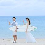 セントレジェンダ OKINAWA(CENTLEGENDA OKINAWA):ゲストと旅行気分でゆったり過ごせ、思い出がまたひとつ増えた。非日常的な雰囲気の写真が残せることも魅力