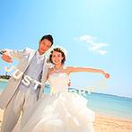 セントレジェンダ OKINAWA(CENTLEGENDA OKINAWA):真っ白なビーチでのロケーションフォトや、アクティビティを満喫!家族で、親子でゆったりと過ごせた日々に