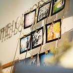 THE FUJIYA GOHONJIN(藤屋御本陳):先輩花嫁のSNSから画像を集めて、自分なりにレイアウトしても。ウエルカムスペース用のアイテムは厳選を
