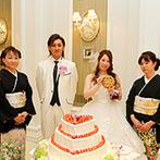 アーククラブ迎賓館 金沢:テーマに合わせた装飾でふたりらしさをプラス。お世話になった人達へのサプライズで感謝をしっかり伝えた