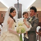 きざん八戸:新郎の実家のある青森で、子どもと一緒に楽しむ結婚式!具体的な提案や丁寧な対応に、信頼感がわいて決めた