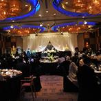 ANAクラウンプラザホテル岡山:ホテルの上質な雰囲気や充実した設備が揃う披露宴会場がおもてなしに最適!駅直結の立地や美食もポイント