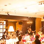 THE MAGRITTE (ザ マグリット):とびきりセクシーでミステリアスな雰囲気をまとって。NYのナイトアウトを思わせる大人のパーティを満喫