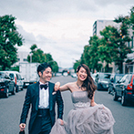 THE MAGRITTE (ザ マグリット):結婚式の「目的」を明確にすれば準備中の迷いもなくなるはず。ドレス姿にこだわる花嫁は前撮りがおすすめ