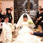 藻岩シャローム教会:大好きな人たちの祝福と笑顔に包まれた、幸せいっぱいの結婚式!心から楽しむ気持ちと、早めの行動を大切に