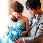 仙台セント・ジョージ教会:新婦の理想を叶えてくれたスタッフに感謝。「子どもと見てね」とカメラマンが残したマタニティフォトは宝物