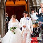 マリエールオークパイン日田:遠方ゲストも無料シャトルバスの送迎で安心!本格的なチャペルや花嫁に嬉しい衣裳選び放題がポイント