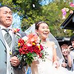 ヴェルジェくらしき:先輩&プレ花嫁の声には、幸せのヒントが満載。「こんなことやりたい!」という想いは妥協せずに叶えよう