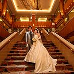 ロイヤルパークホテル:ゲストのいろんな表情を見られる記録用ムービーはおすすめ。式場ならではのスポットで素敵な写真を残そう