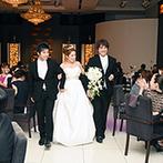 ウェディングスホテル・ベルクラシック東京:会場アレンジに悩んだら、こだわりたいものからイメージを膨らませて。ホテルでの結婚式は魅力がいっぱい