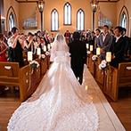 Brides Scene エスティーズ:チャペルや会場、ガーデンなど貸切邸宅で楽しむ結婚式に胸が弾んだ。プランナーの親身な対応も決め手に