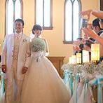 Brides Scene エスティーズ:選んだのは国道21号線沿いのウエディングステージ。アクセスの良さや会場の雰囲気などゲスト目線で選んだ