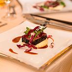THE VILLAS 長崎(ザ ヴィラズ):美景を望むウエディングの舞台で、ゲストと心通わす温かなひと時を。スタッフの提案力や料理の対応も決め手