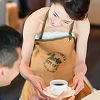 ホテルクラウンパレス浜松:立地も料理も理想的!プランナーのおかげで、ゲストの近くで感謝を伝えられる結婚式がイメージできた