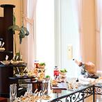 プレジール迎賓館:宮崎駅から徒歩1分、緑と光あふれる貸切邸宅。オープンキッチンつきの開放的な空間で美味しいおもてなし