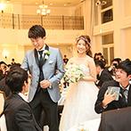 ララシャンス迎賓館:プランナーは結婚式のプロ!先輩カップルの実例やアイデアをたくさん聞いて、幸せのイメージをふくらませて