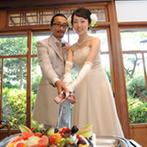 神戸北野 ハンター迎賓館:会場に行って雰囲気やスタッフの対応を確認して。希望は全てプランナーに伝えて、理想の結婚式を叶えよう