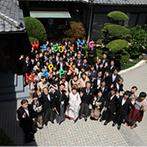 神戸北野 ハンター迎賓館:自分たち以外の意見も取り入れて、こだわりの結婚式を叶えて。後悔しないように準備して、祝福に酔いしれて
