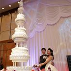 スイスホテル南海大阪:ふたりの理想とする結婚式にしようとプランナーが全力でサポート。衣裳スタッフのセンスにも深く感謝
