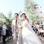京都ノーザンチャーチ北山教会:幸せな気分も最高潮。生演奏と歌声の美しいハーモニーと大切な人たちの優しい眼差しに包まれたセレモニー