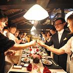 料亭 よし川:和のテイストを取り入れた結婚式を考えていたふたりがひと目ボレ。スタッフの優しい対応にも心が動かされた