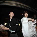 Yoshikawa Village (よし川):見学の時から温かな対応で、会場決定の大きな要因にもなったスタッフ。すばやいレスポンスもありがたかった