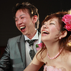 ホテル マリターレ創世 佐賀:ゲストはふたりの幸せな顔を見に来ている。自分たちが楽しめる結婚式がゲストにも楽しんでもらえる!