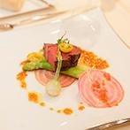 THE MARCUS SQUARE アゴーラ福岡山の上ホテル&スパ:九州の美味を詰め込んだ料理に舌鼓。ふたりもゲストも自由に動き回れる、ホームパーティのようなひとときに