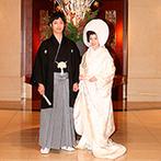 ANAインターコンチネンタルホテル東京:希望の神社での挙式後、格式高いホテルで披露宴を。明るい笑顔で親身に対応してくれたスタッフが魅力だった