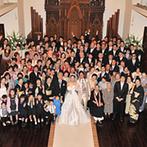 アイルマリー横浜(I'LLMARRY YOKOHAMA):信頼できるスタッフを見つけて、最高の結婚式を実現させて。ゲストのことを考えながら準備を進めよう