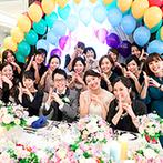 アイルマリー横浜(I'LLMARRY YOKOHAMA):テーマウエディングが映える貸切邸宅で至福の一日を。ゲスト満足度の高い美食でもてなせることも決め手